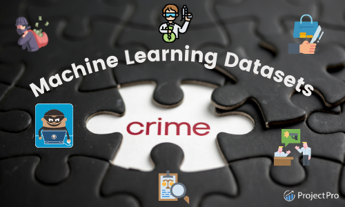 Crime Datasets for Machine Learning