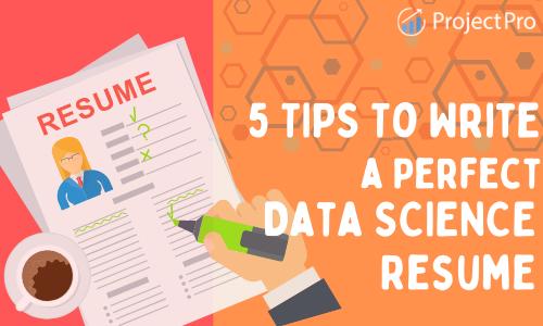 Data Science Resume