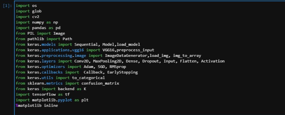 Image Classification Python CNN