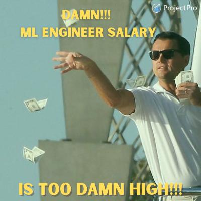 Machine Learning Engineer Salaries are High