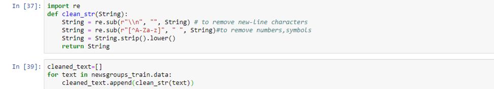 Tokenization NLP Technique Example