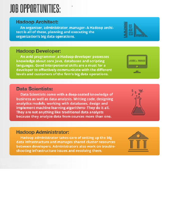Big Data Hadoop Job Roles