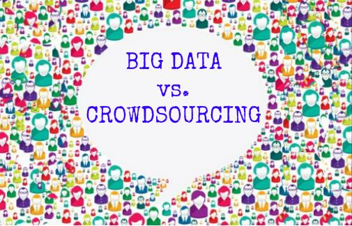 Big Data vs. Crowdsourcing Ventures