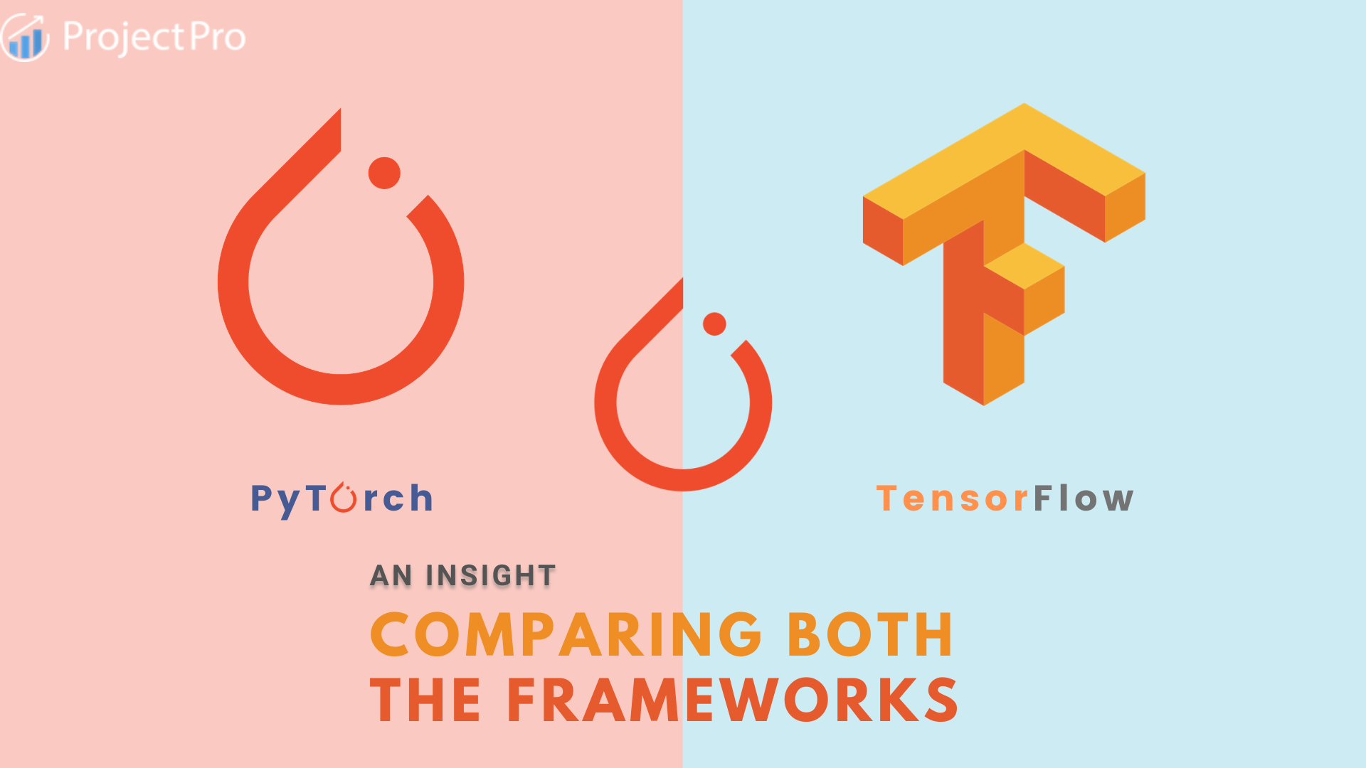 TensorFlow vs PyTorch 2021-Similarities and Differences